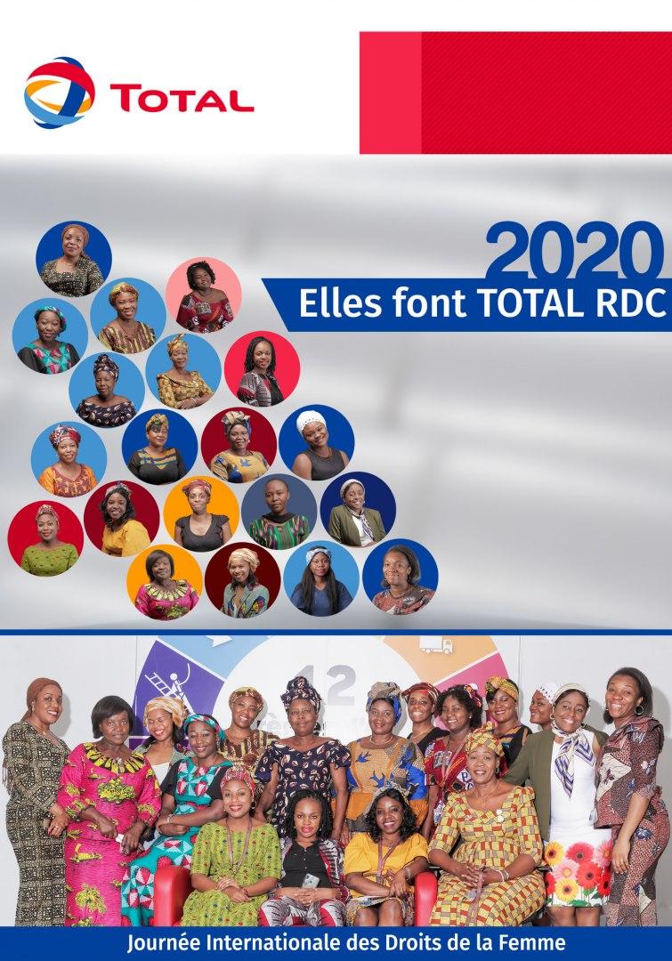 Elles font Total RDC