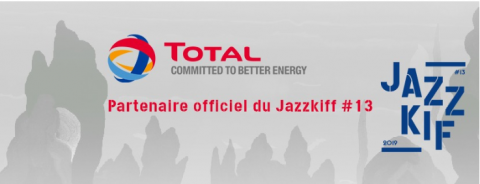 Partenariat Total RDC/Jazz Kif
